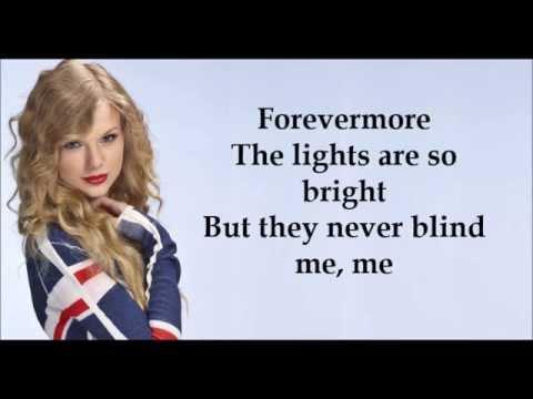 Taylor Swift - Welcome To New York Lyrics - YouTube