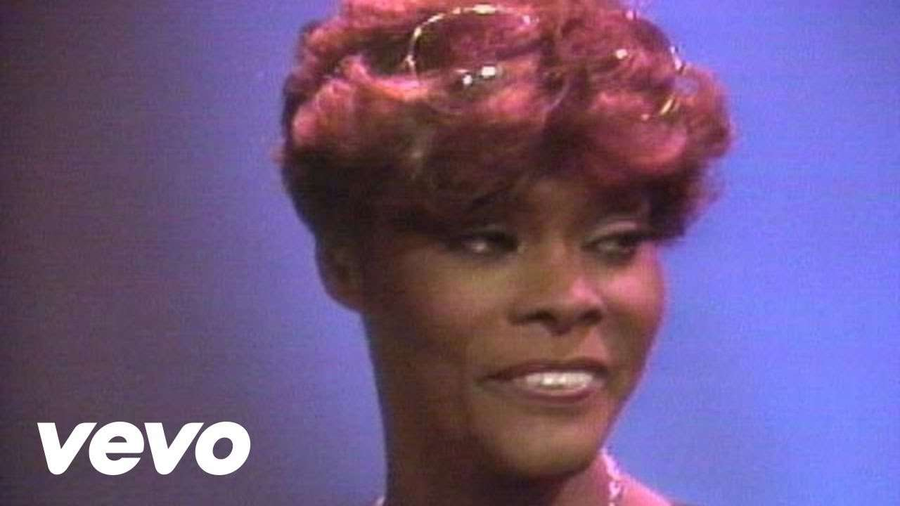 Dionne Warwick - That's What Friends Are For - YouTube
