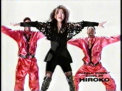 HIROKO CM  CASIO / ワープロ  (1991) - YouTube