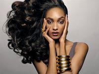 【スーパーモデル】褐色の肌と揺れる黒髪 ジョーダン・ダンが可憐で美しい - NAVER まとめ