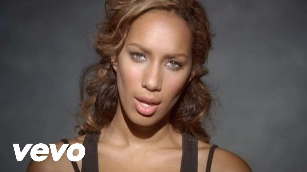 Leona Lewis - Footprints in the Sand - YouTube