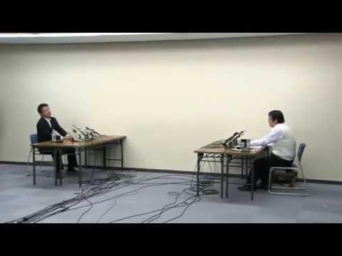 橋下徹 VS 在特会会長 桜井誠 - YouTube