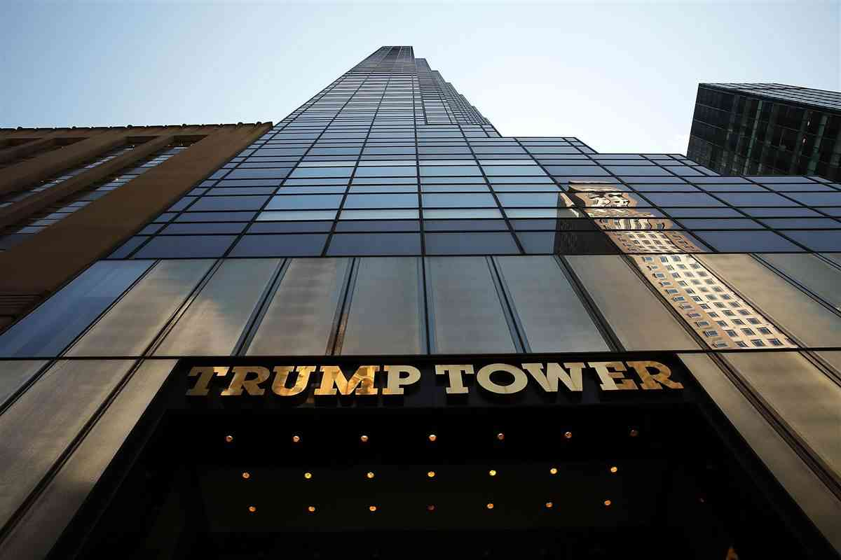Trump Tower Got Its Start With Undocumented Foreign Workers  - NBC News