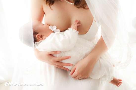 授乳してる所見られても平気ですか?