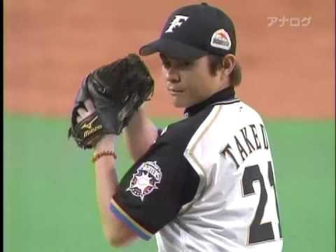 武田久 2009.11.1 伝説の清原・新庄解説 - YouTube
