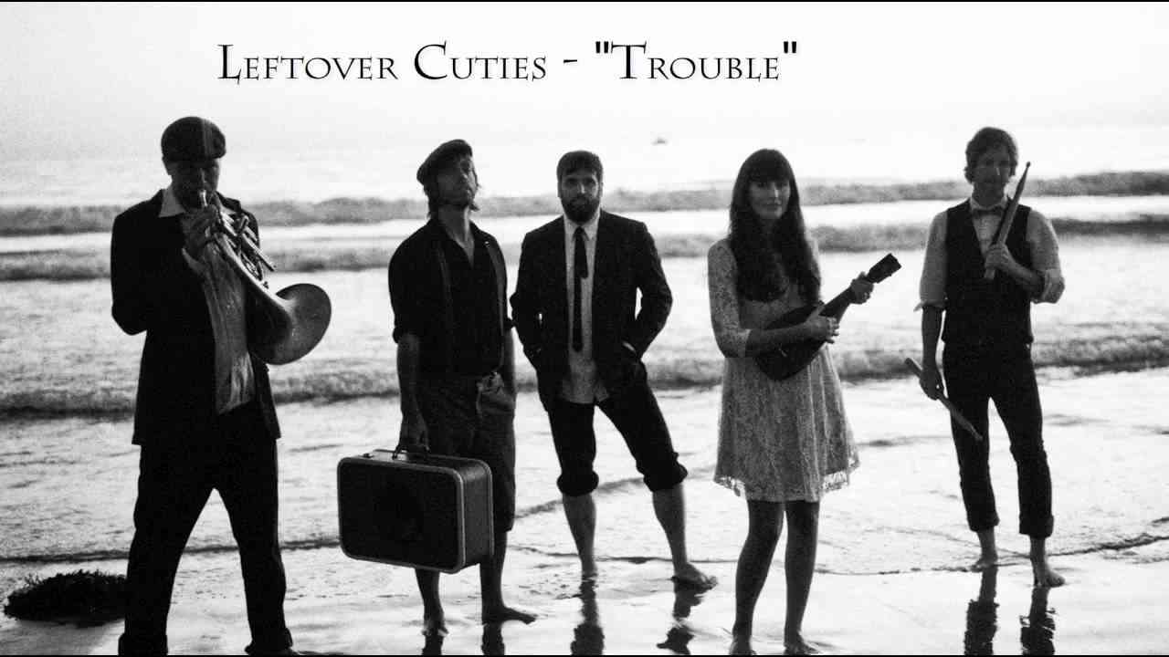 """Leftover Cuties cover """"Trouble"""" by Coldplay - YouTube"""