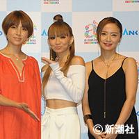 「鈴木亜美」「倖田來未」「hitomi」…パチンコイベントに登場した歌姫の哀愁   デイリー新潮