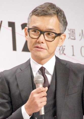 ドラマ「ON」渡部篤郎の白すぎる頭に視聴者から「染めろ!」の大合唱