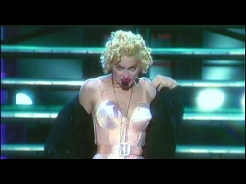 Madonna - Blond Ambition World Tour '90 - 16:9 remaster - FULL CONCERT - YouTube