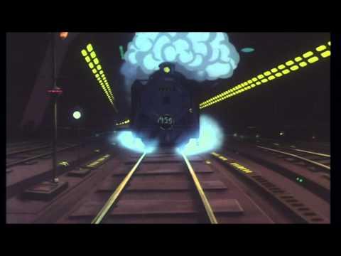 劇場版銀河鉄道999最後の別れのシーン - YouTube