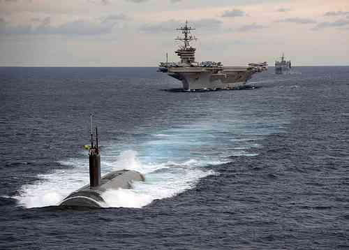 大摩邇(おおまに) : 遂にアメリカ海軍が認める!イルカやクジラの大量死は米海軍の実験や訓練が原因!これまでに数万頭以上が犠牲に!