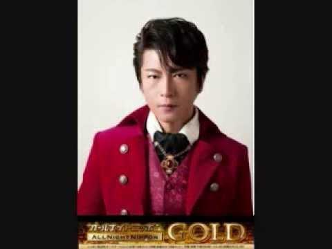 2013年5月17日 及川光博のオールナイトニッポンGOLD