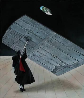 【絵画、写真】シュールで不思議な雰囲気の画像トピ【立体物】
