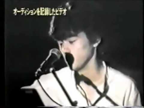 尾崎豊 オーディション - YouTube