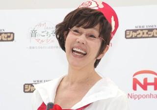 [平野レミ]新婚の長男・和田唱の変化明かす | マイナビニュース