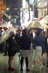 中国人女性?の甘い罠 「新型おいはぎ」が東京・新橋で急増中