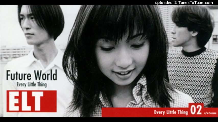 Future World (studio edit) - Every Little Thing - YouTube