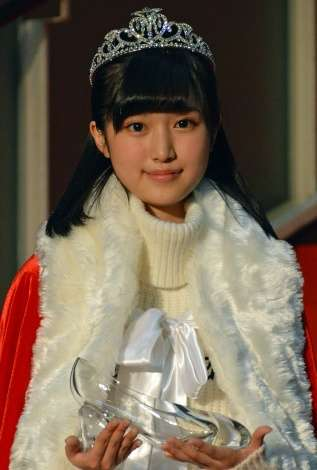東宝シンデレラグランプリに大阪出身の高校1年生・福本莉子さん   ORICON STYLE