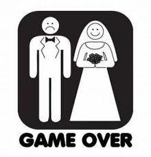 結婚=⁇⁇
