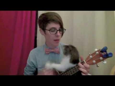 Nerdy Love Song with Added Kitten Bonus! - YouTube
