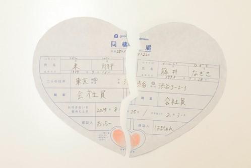 最大10万円もらえる「同棲解消ホケン」誕生! ただし破った同棲届をSNSにアップする必要が?
