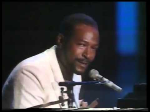 """Marvin Gaye..""""What's Going On""""...Motown 25..1983 - YouTube"""