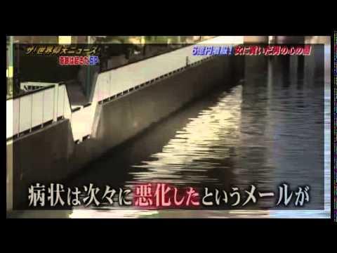 「着服6億円 キャバ嬢に貢いだ男」ザ!世界仰天ニュース - YouTube