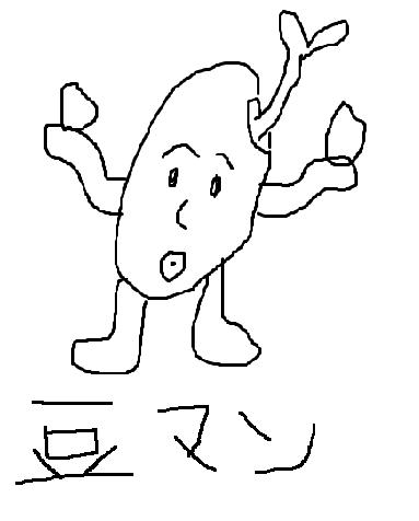 自分が描いたキャラクターを貼るトピ