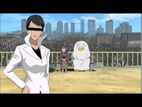 【レア映像】蓮舫議員がアニメ銀魂に登場!? - YouTube