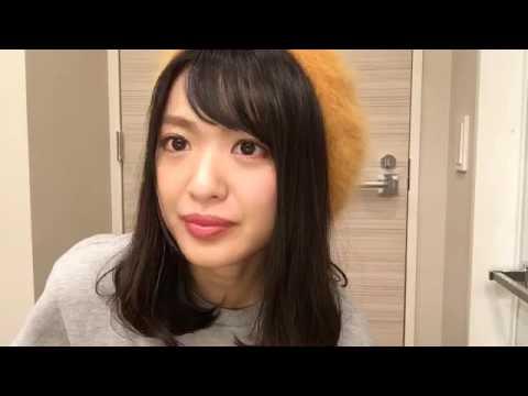 20161112 北原 里英 (NGT48 チームNⅢ) SHOWROOM - YouTube