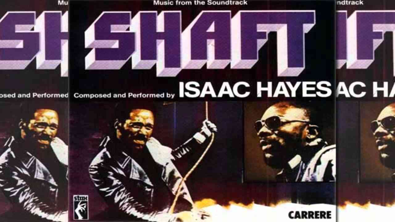 Isaac Hayes: Shaft (High Quality) - YouTube