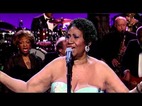 Aretha Franklin - Rolling in the Deep / Ain't No Mountain Live Adele Cover Version - YouTube