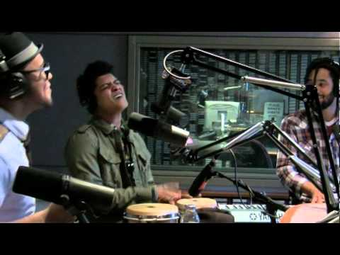 """Bruno Mars - """"More Today Than Yesterday"""" -  The Big Show on 95.5 'PLJ - YouTube"""