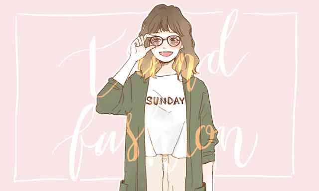 「コーディガン」に「スカンツ」? 知らないと恥ずかしい流行ファッション用語6つ   女子力アップCafe  Googirl