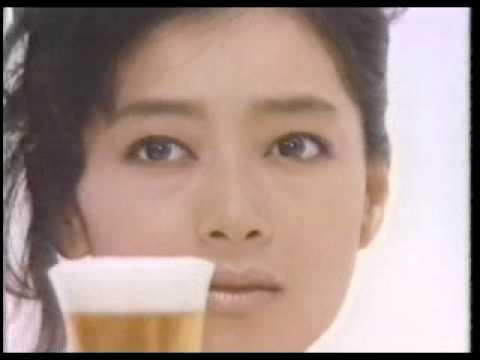 ビールのCMを挙げていこう