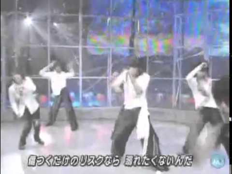 KAT-TUN 青天の霹靂 - YouTube