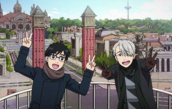 'Yuri!!! on Ice' continues to build anime ice storm | icenetwork.com: Your home for figure skating and speed skating.