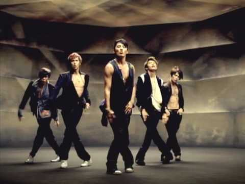 TVXQ!(동방신기) _ MIROTIC-주문 _ MusicVideo(뮤직비디오) - YouTube