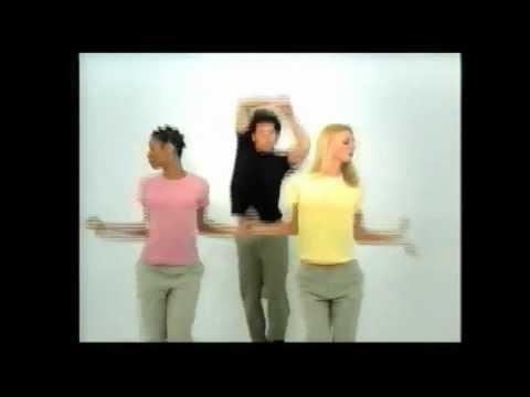 www.KevinStea.com - Gap Khaki-a-Go-Go Dance Commercial - YouTube