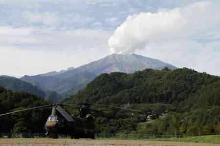 御嶽山噴火 なぜ警戒レベルは1のままだったのか 減災のための情報提供のあり方を問う WEDGE Infinity(ウェッジ)