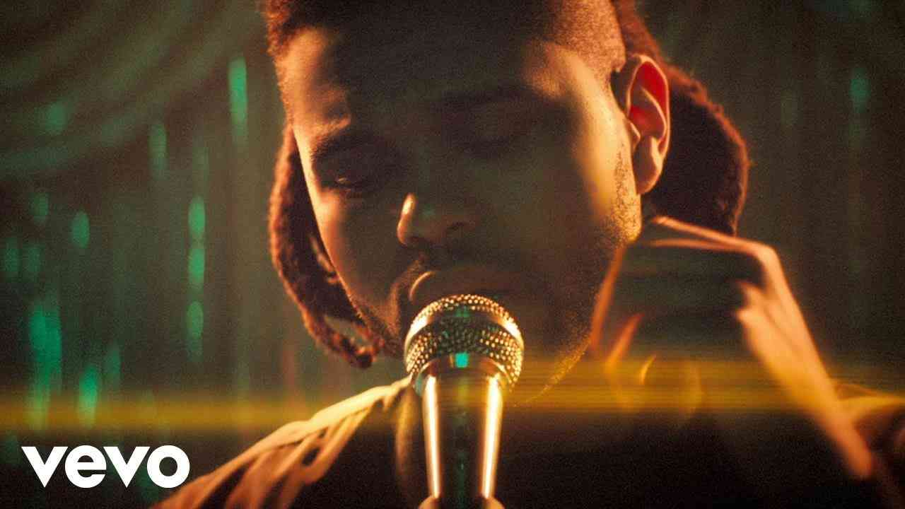 The Weeknd - Can't Feel My Face - YouTube
