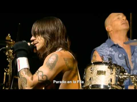 Red Hot Chili Peppers - By The Way (Live) (Subtitulado) - YouTube