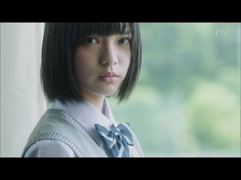 欅坂46・平手友梨奈がACジャパンCMにソロ出演 - YouTube