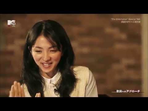 三浦大知 & 満島ひかり The Entertainer 対談 - YouTube