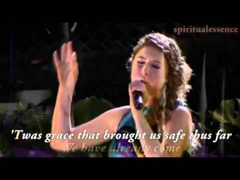 Hayley Westenra - Amazing Grace (With Lyrics).mp4 - YouTube