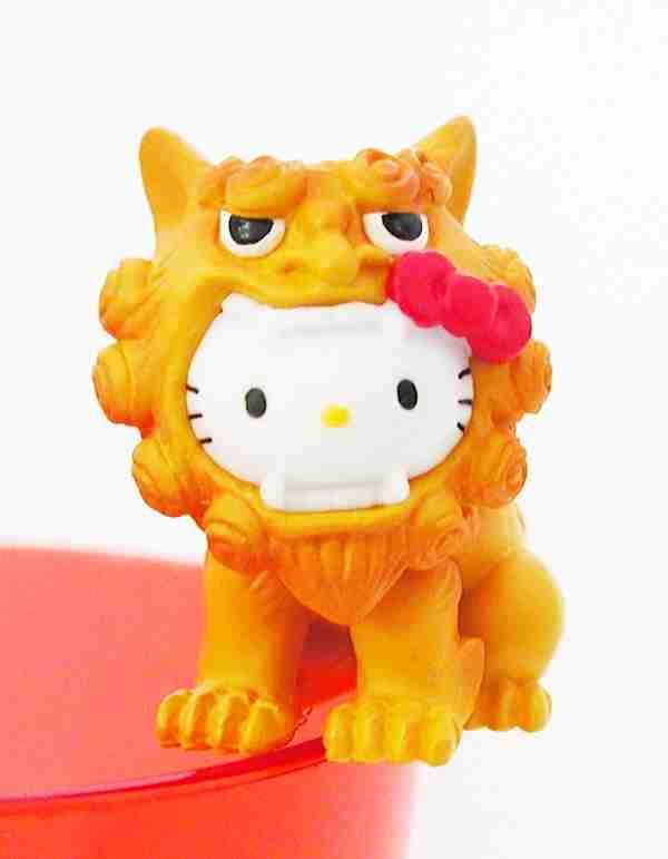 キティさんがヤンバルクイナと合体してコップのフチに降臨 「沖縄限定はろうきてぃ」が発売決定