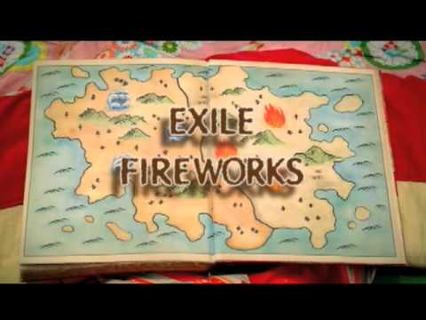 EXILE / THE HURRICANE 〜FIREWORKS〜 - YouTube