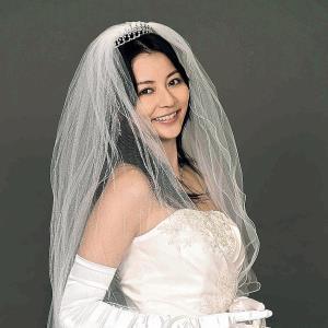 香里奈4年ぶり連ドラ主演「結婚式の前日に」初回視聴率7.7%