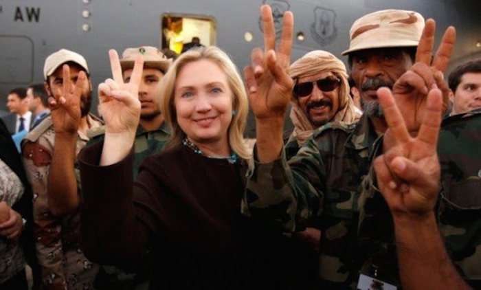 Hillary Clinton Admits ISIS Was Created By U.S. Government - Your News Wire