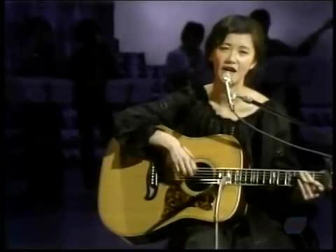 中島みゆき あざみ嬢のララバイ~わかれうた - FC2動画